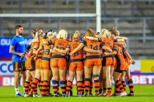 CJ's Column: Lindsay Anfield on her rollercoaster ride as Castleford head coach