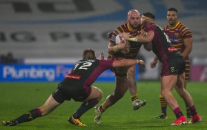 Featherstone sign former Super League forward