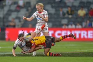 England Women name squad for PNG Orchids Test