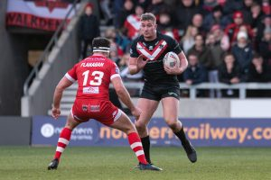 Leigh continue recruitment drive with Mason signing