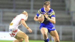 "Young Rhino Walters credits ""Golden Generation"" as reason for signing"