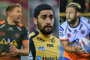 Castleford Tigers Team of the Decade