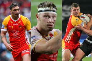 Catalans Dragons Team of the Decade