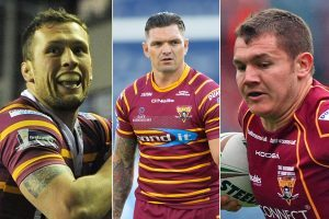 Huddersfield Giants Team of the Decade
