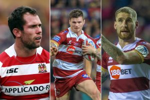 Wigan Warriors Team of the Decade