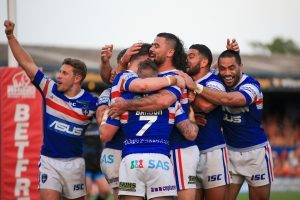 Wakefield name squad for Festive Challenge against Leeds