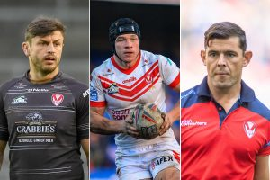 St Helens Team of the Decade