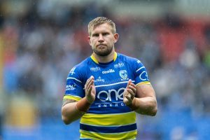 Warrington announce player testimonial