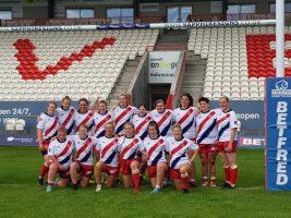 Hull KR Women make Pre-Season record