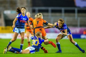 Will women's rugby league take the hit?