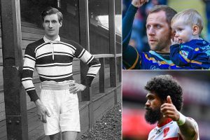 Jack Harrison VC MC exhibition to raise funds for Rob Burrow and Mose Masoe