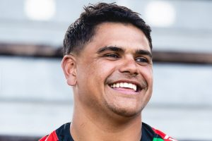 NRL All Stars teams named – Latrell Mitchell to play fullback