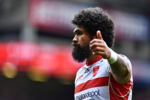 Masoe showing signs of improvement following horror spinal injury