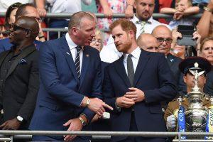 Prince Harry keeps patronage