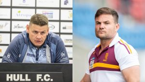 Radford and Woolford joint favourites to be 'first Super League coach to leave'