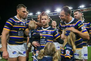 The day the Rugby League Family got back together?