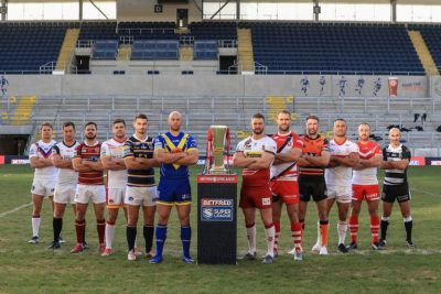 Betfred Super League 2020 betting odds