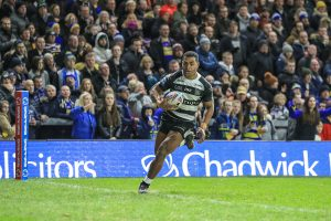 Naulago agrees deal with Premiership Rugby Union outfit