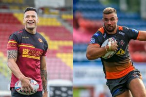 Catalans v Castleford: Squads announced