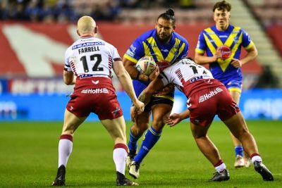 Challenge Cup Sixth Round Draw: Wigan to face Warrington, Saints travel to Salford