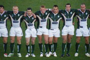 Five of the best Ireland internationals