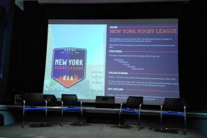 Wilby outlines New York plan