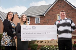 Local housebuilder contributes £1,800 to honour Hull legend