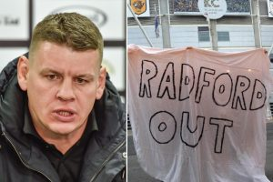 The rise and the fall of Lee Radford at Hull FC
