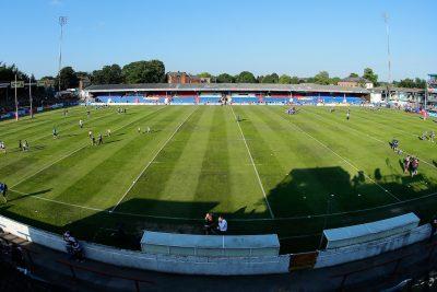 Wakefield chairman gives update on stadium redevelopment
