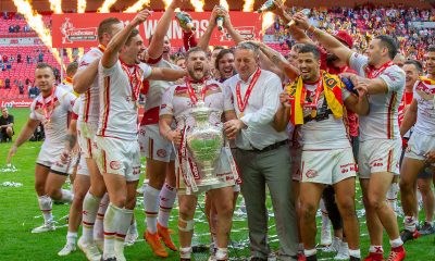 Chance for a new name on the Super League trophy, says McNamara