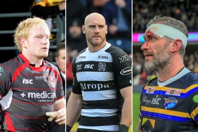 Super League's top 10 toughest players of all time