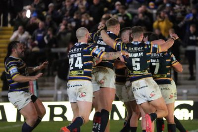 Leeds confirm eight of their players may have coronavirus