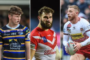 Super League Team of the Month for February