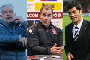 Six possible replacements for Lee Radford