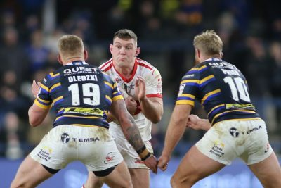 Reports: Melbourne Storm interested in Super League forward