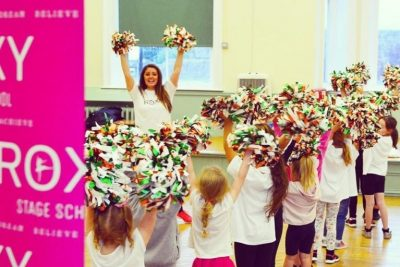 Former Rhinos cheerleader to help Yorkshire dance through coronavirus outbreak