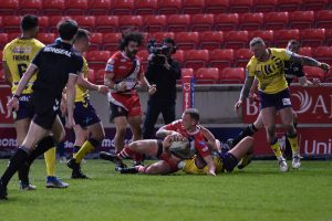 What happened in Round 7 of Super League?