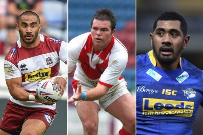Top 10 greatest overseas players in Super League history