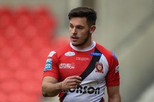 Salford director confirms Niall Evalds will leave the club