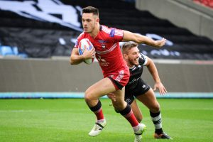 Salford disappointed by Evalds decision